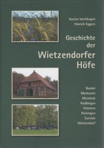Geschichte der Wietzendorfer Höfe-Vorderseite